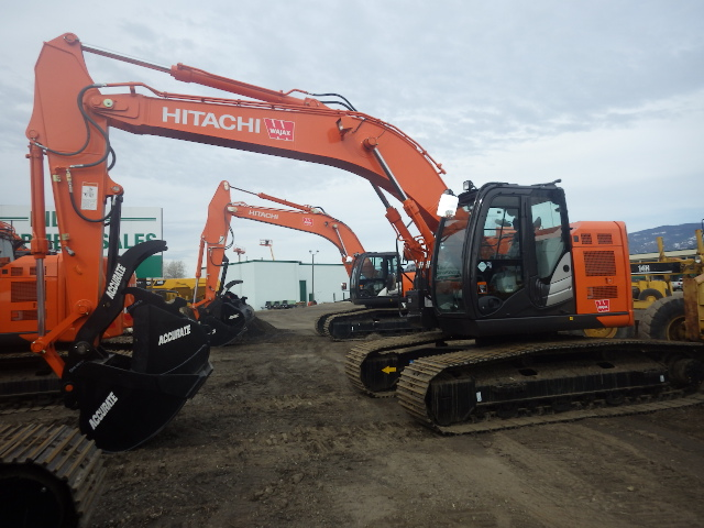 Rental Excavator/Rent To OWN | Inland Equipment Sales